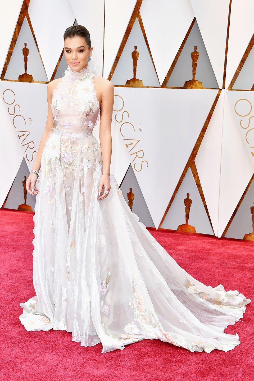 Evening dresses hollywood style carpet