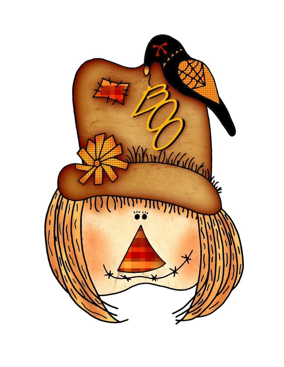 Scarecrow printable