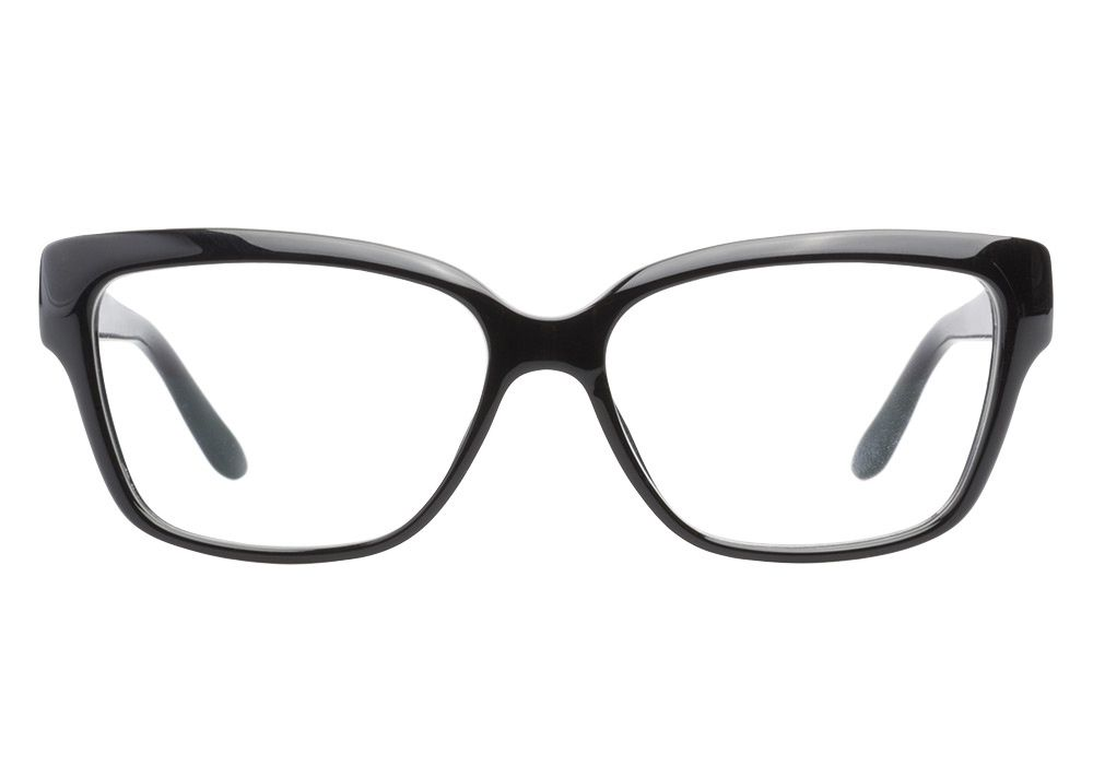 348be53620 Christian Dior CD3240 M8P Black Grey eyeglasses are a classy  vintage-inspired style. The round, oversized lenses are highlighted by an a…