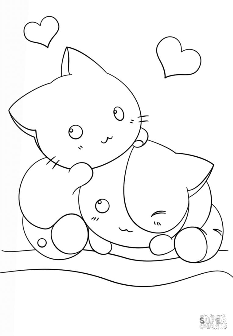 kawaii kittens  maisha  super coloring  pokemon