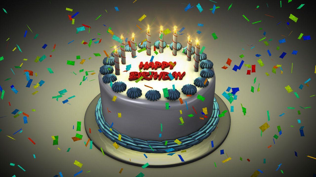 Birthday Cake Dadu