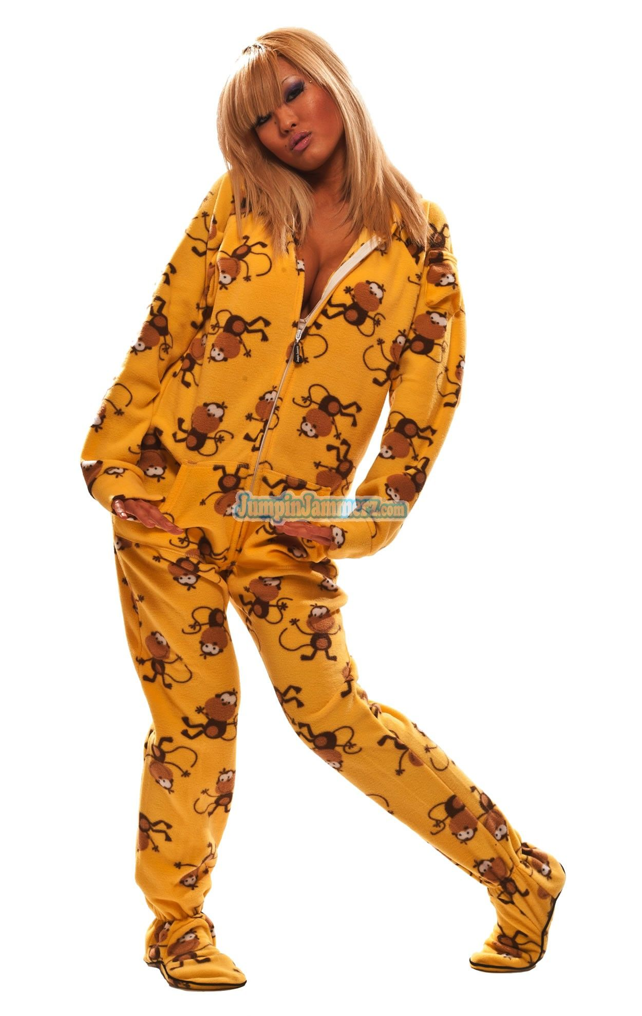 Love these and totally need to get some!!! Adult onesie