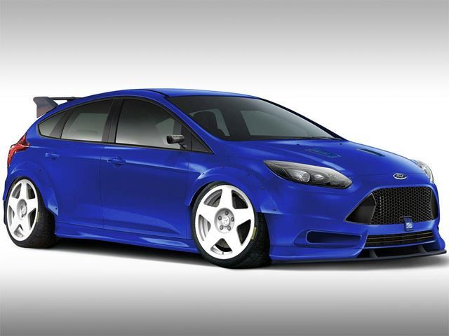 Top 5 Tuned Focus Sts Ford Focus St Ford Focus Ford Motorsport