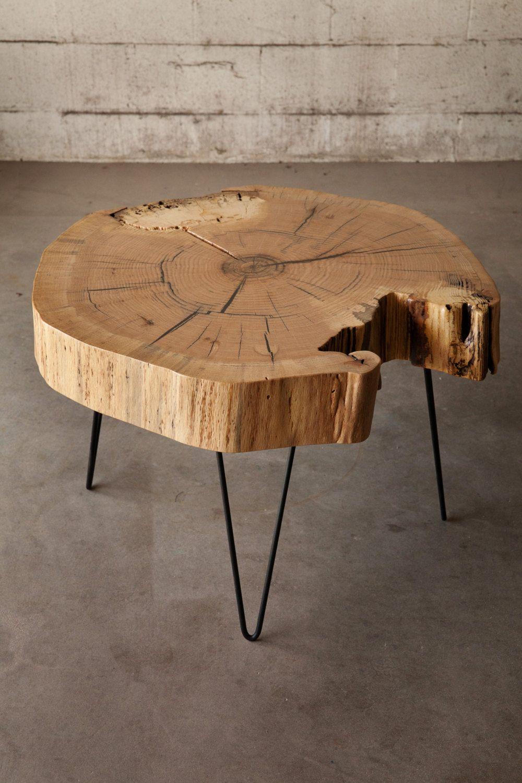 End Grain Red Oak Coffee Table Oak Coffee Table Coffee Table Wood Wood Slab Table [ 1500 x 1000 Pixel ]