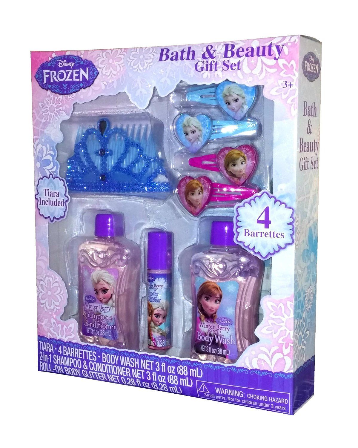 Disney's Frozen Bath & Beauty Gift Set allows your little one to ...