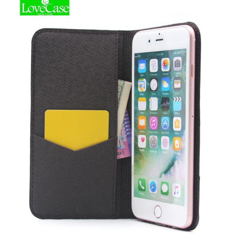 US $1788 Für iphone X 7 Retro Stil Pu-leder Flip-telefon Fall für - küche retro stil