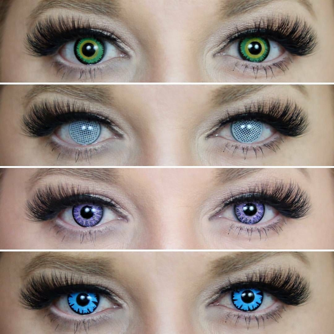 Pin By Savanna Melkus On Colored Contacts