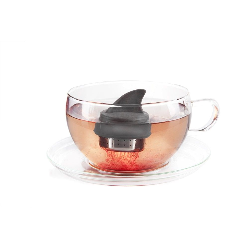 Help! There's shark in my teacup... ;-))