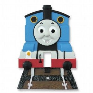 Thomas The Tank Engine Train Light Switch Cover Review