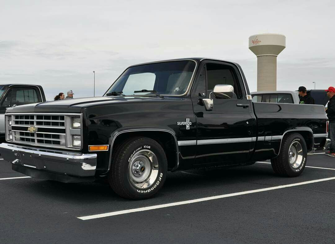 small resolution of 1987 chevy fleetside 1 2 ton 87 chevy truck classic chevy trucks chevrolet