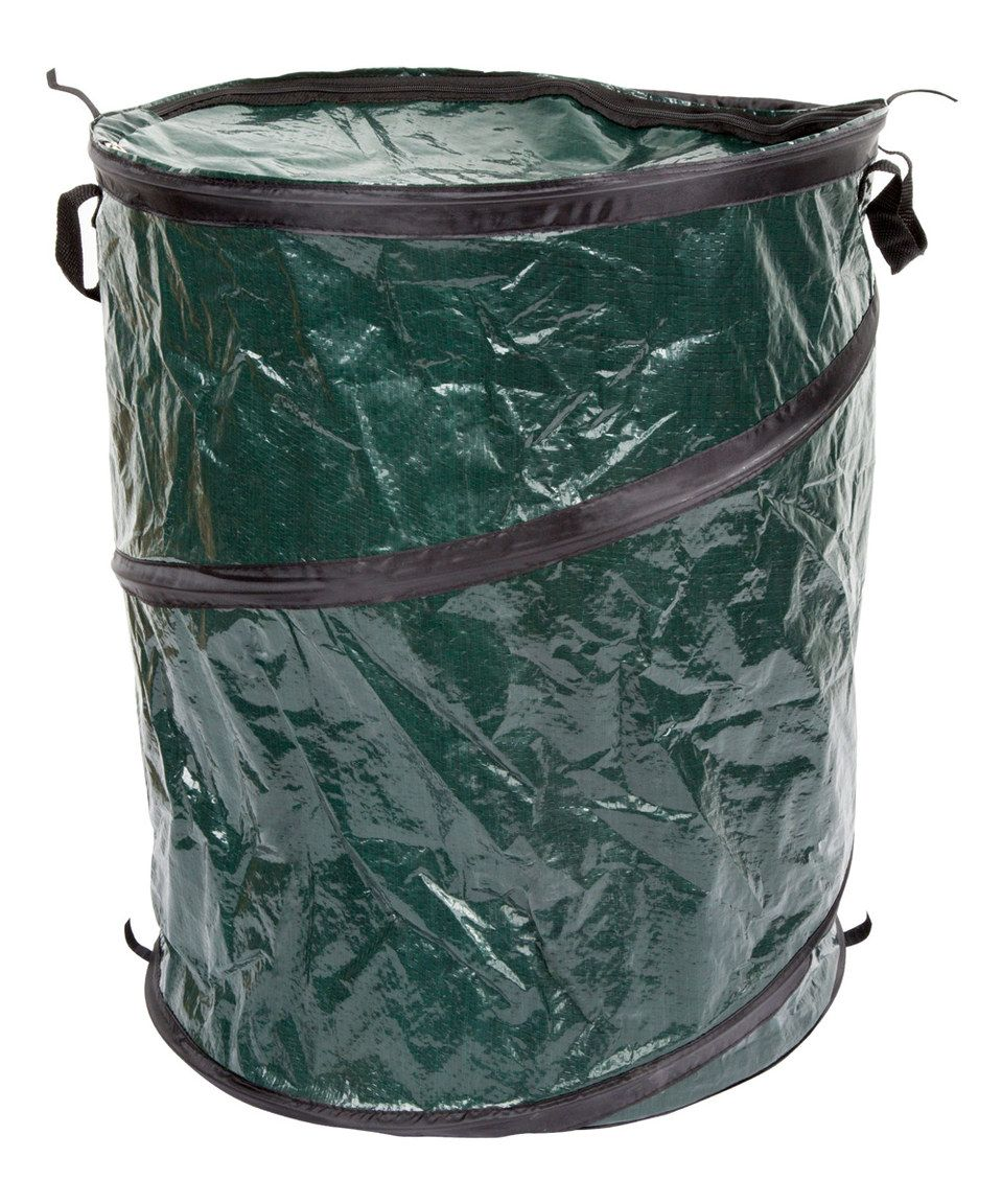 Walmart Outdoor Trash Cans Whetstone Wakeman Outdoors Popup 33Gallon Camping Garbage Can