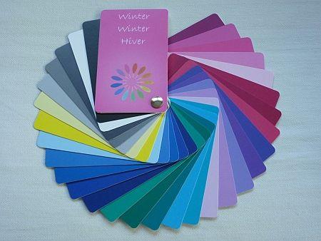 Dirndl für den Winter-Typ Kräftige Farben, Farben und Dirndl - farben test farbtyp einrichtung