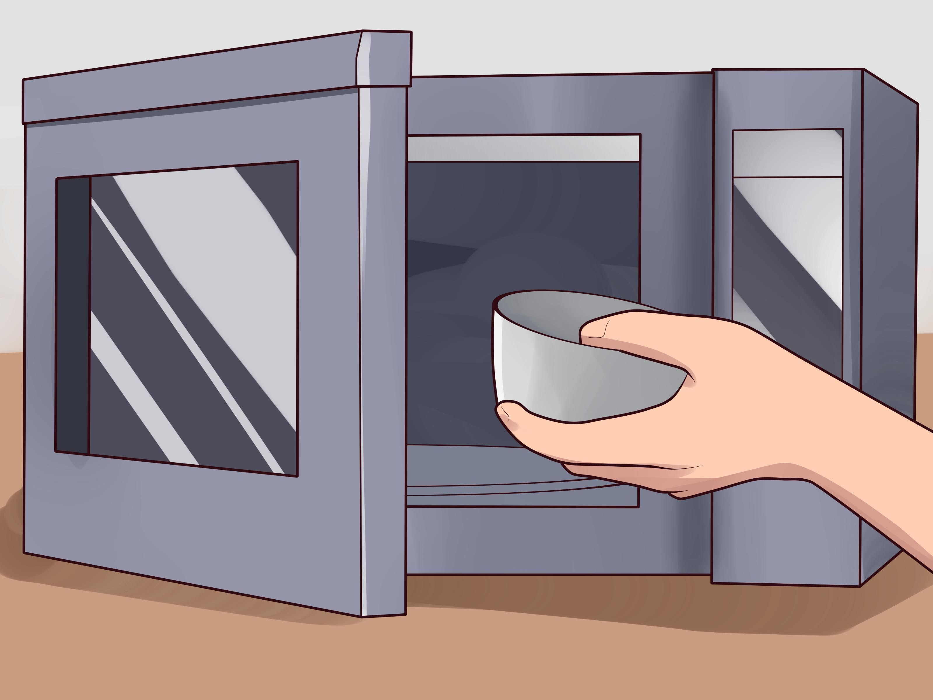 How to get bad smells out of a microwave microwave smell