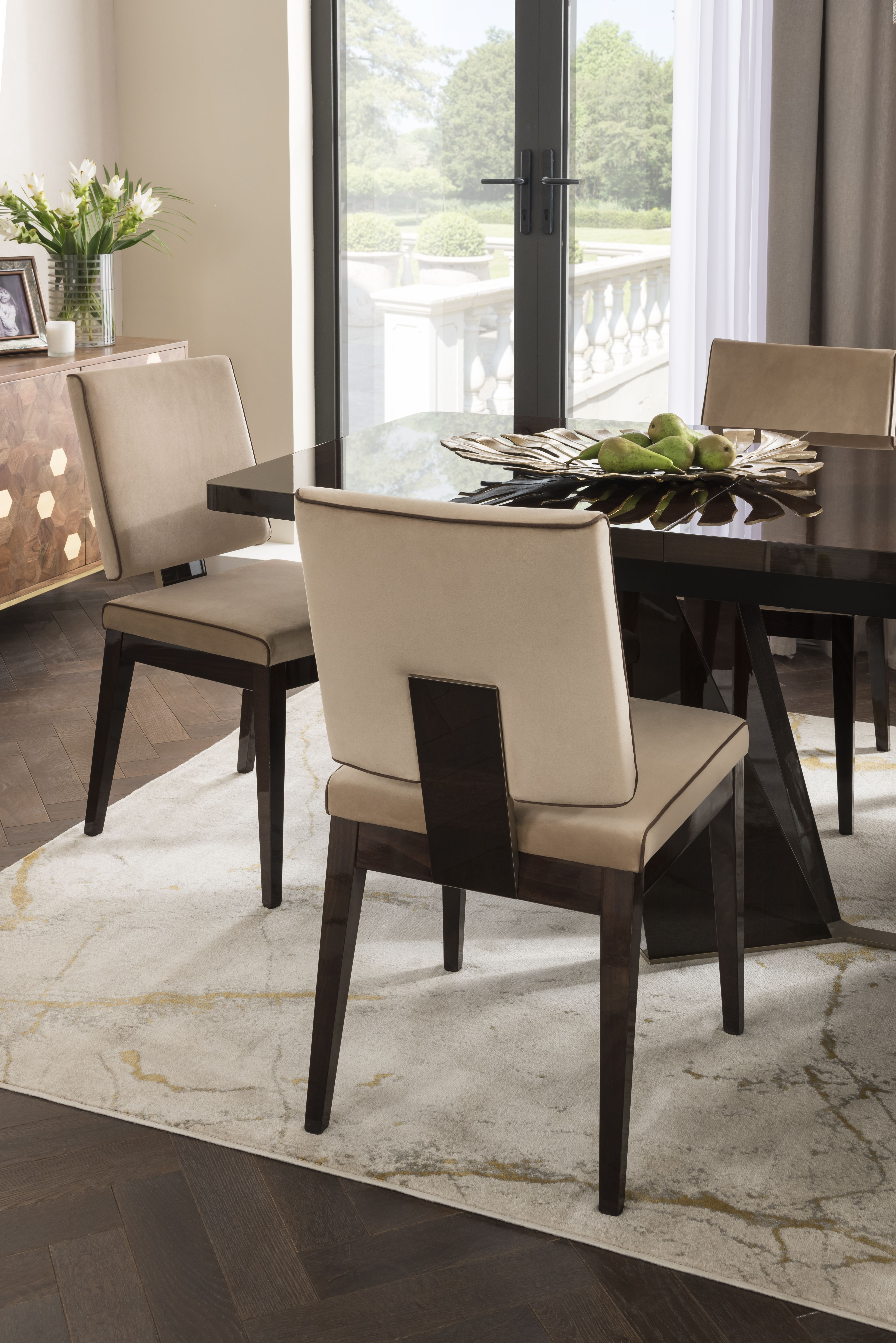 Contemporary Dining Chairs Luxury Dining Chair At Home