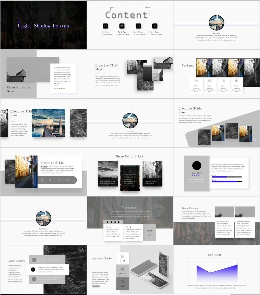 26+ Best Company Introduction PowerPoint Template