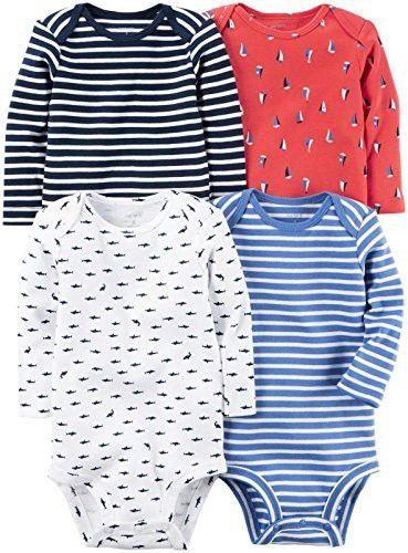 c938cd93c Carter s Baby Boys Multi-Pk Bodysuits 126g600
