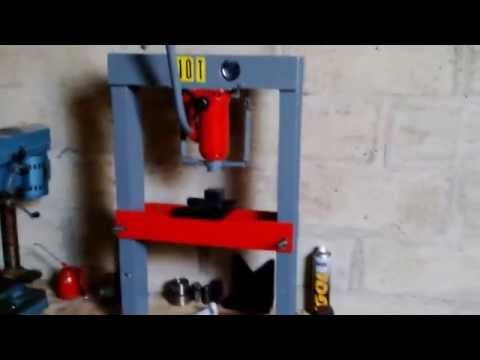 Youtube  Presse Hydraulique    Presse Hydraulique