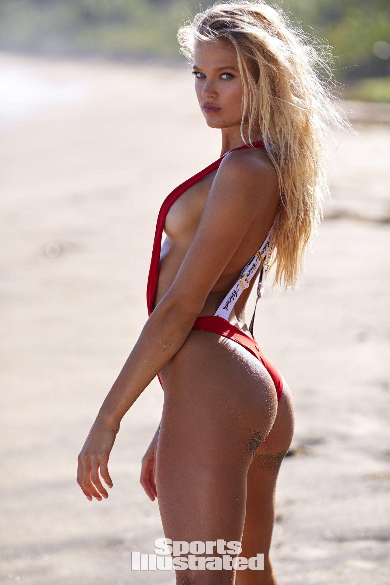 c36b3eb3fb8 Vita Sidorkina was photographed by Josie Clough in Nevis. Swimsuit by  Asherah Swimwear.