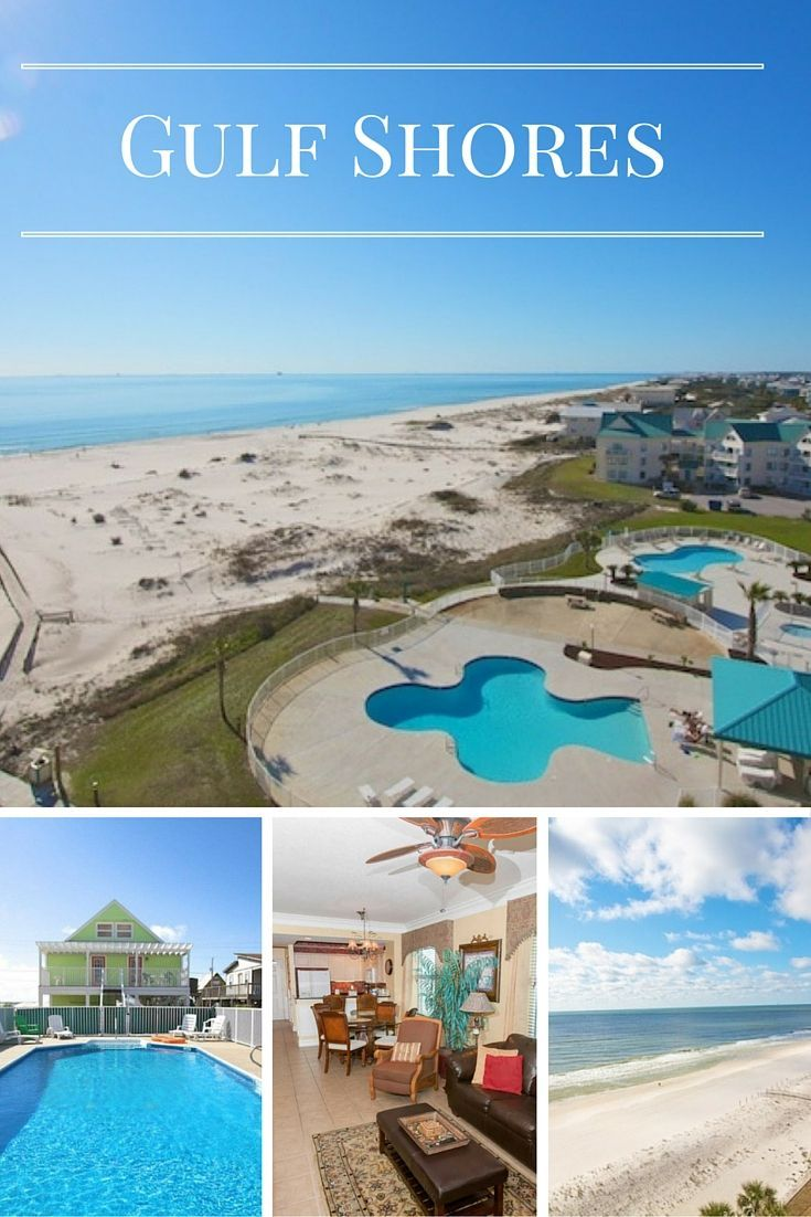 Find Your Perfect Vacation Rental In Gulf Shores And