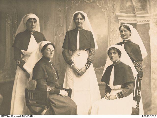 Australian Army nurses in WW1 - ABC News (Australian