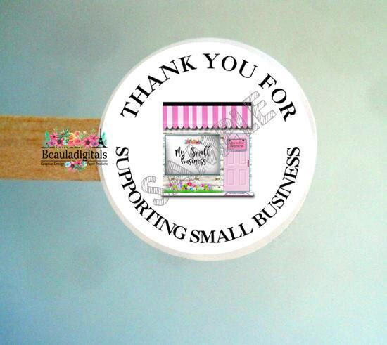 Small business stickers support small business labels small business stamp small business stickers small business planner custom
