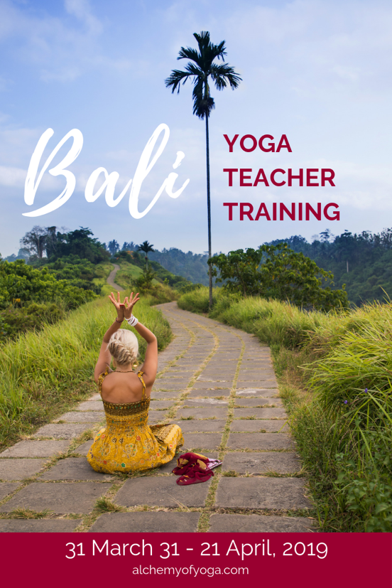 Pin By Alchemy Of Yoga On Bali Yoga Teacher Training In 2019 Yoga