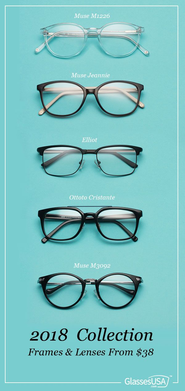 The 2018 styles are here and they are awesome! Buy glasses online ...