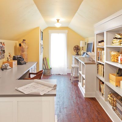 Tapping Existing Potential To Create An Attic Master Suite