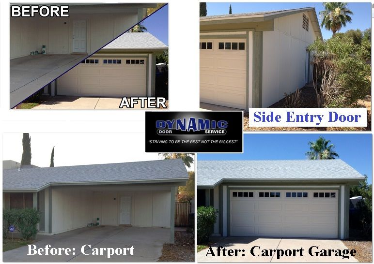 Before And After Carport garage, Carport, Carport cost