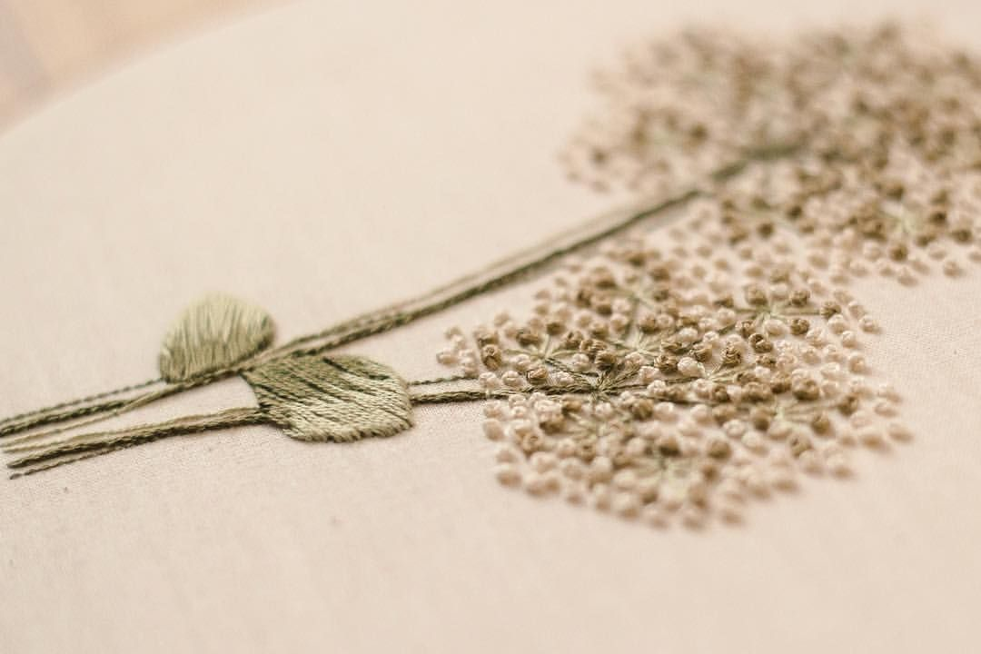 how to do a french knot in crochet