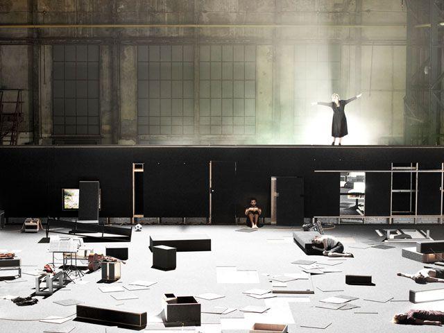 Ivo Van Hove Poland Google Search Scenic Design Stage Set Design Set Design Theatre