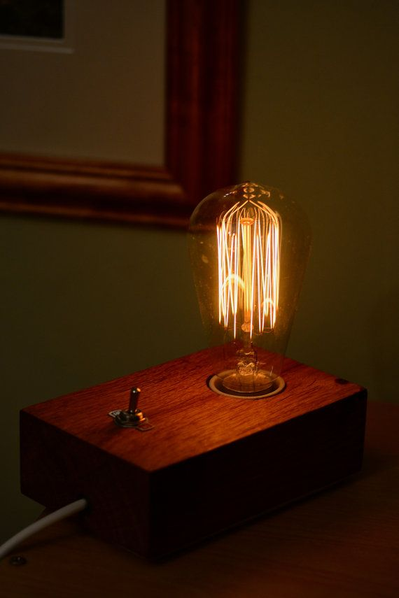 industrial vintage retro edison bulb table lamp no bulb bulbs