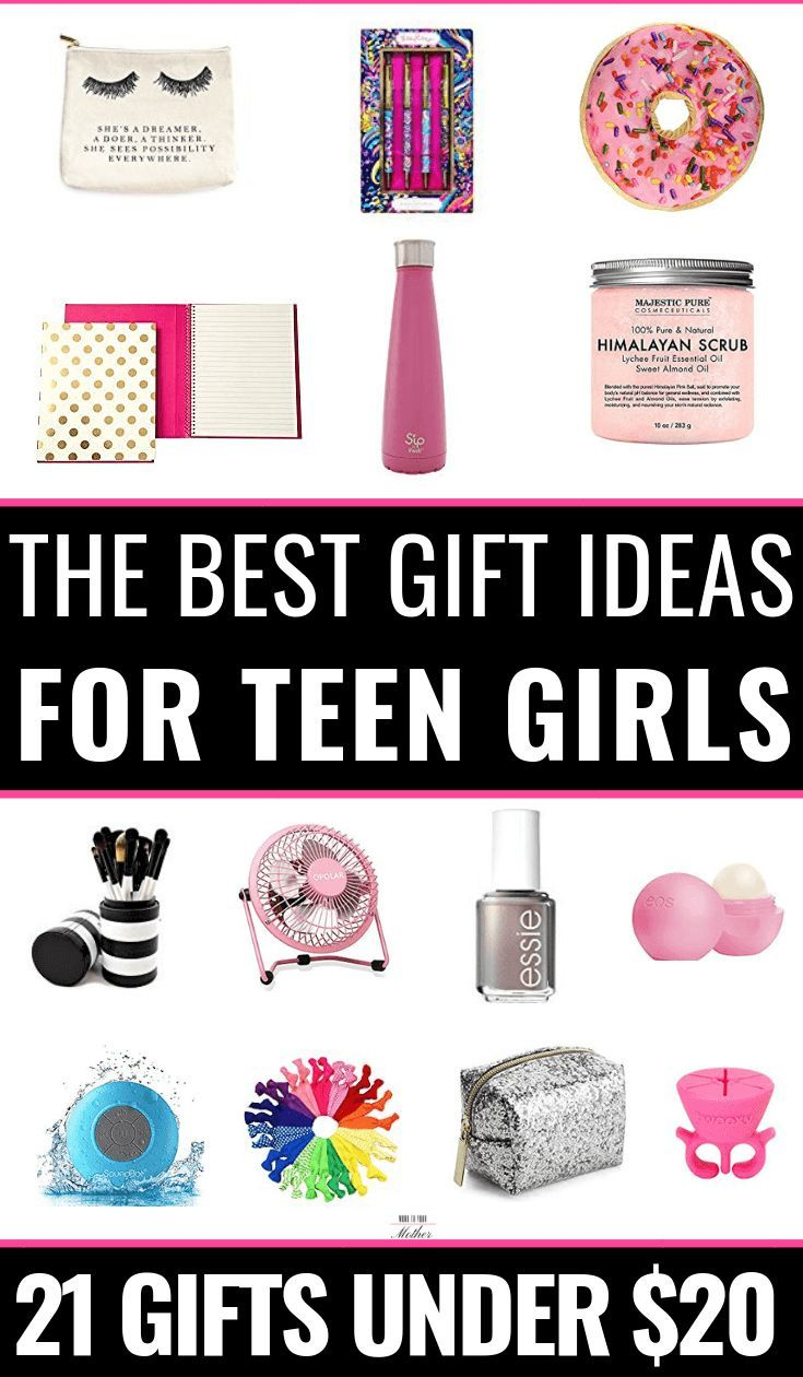21 Popular Gifts For Teen Girls Under 20 Cool  Trendy -6515