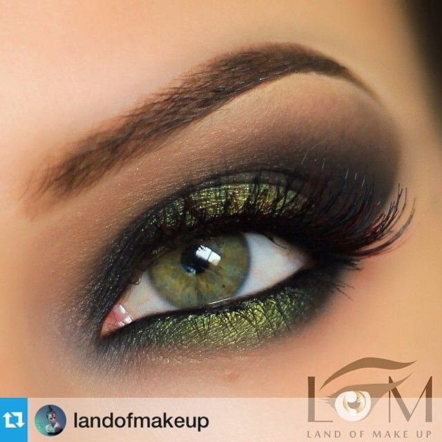 Makeup Looks For Green Eyes