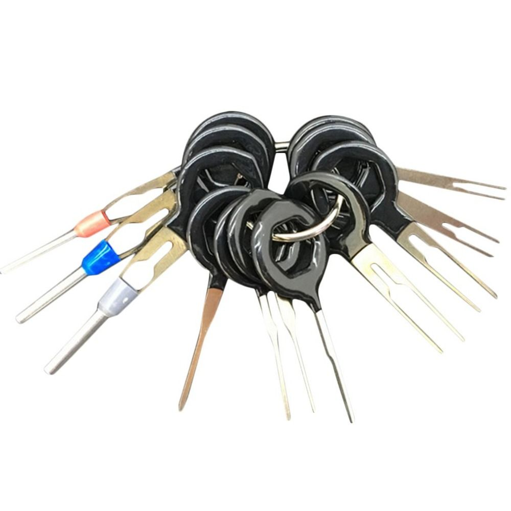 Wiring Harness Repair Tools Schematics Diagrams Auto Kits 11pcs Set Car Plug Terminal Extraction Pick Back Needle Wire Rh Pinterest Com