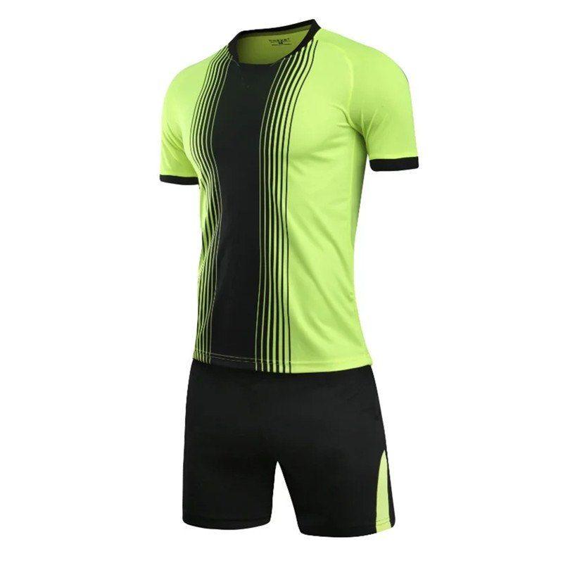 5c322702449 Men Survetement Football Jerseys Team Sports Kit Women Kids Soccer Jersey  Sets Uniforms Tennis Shirts Shorts Print Write Custom