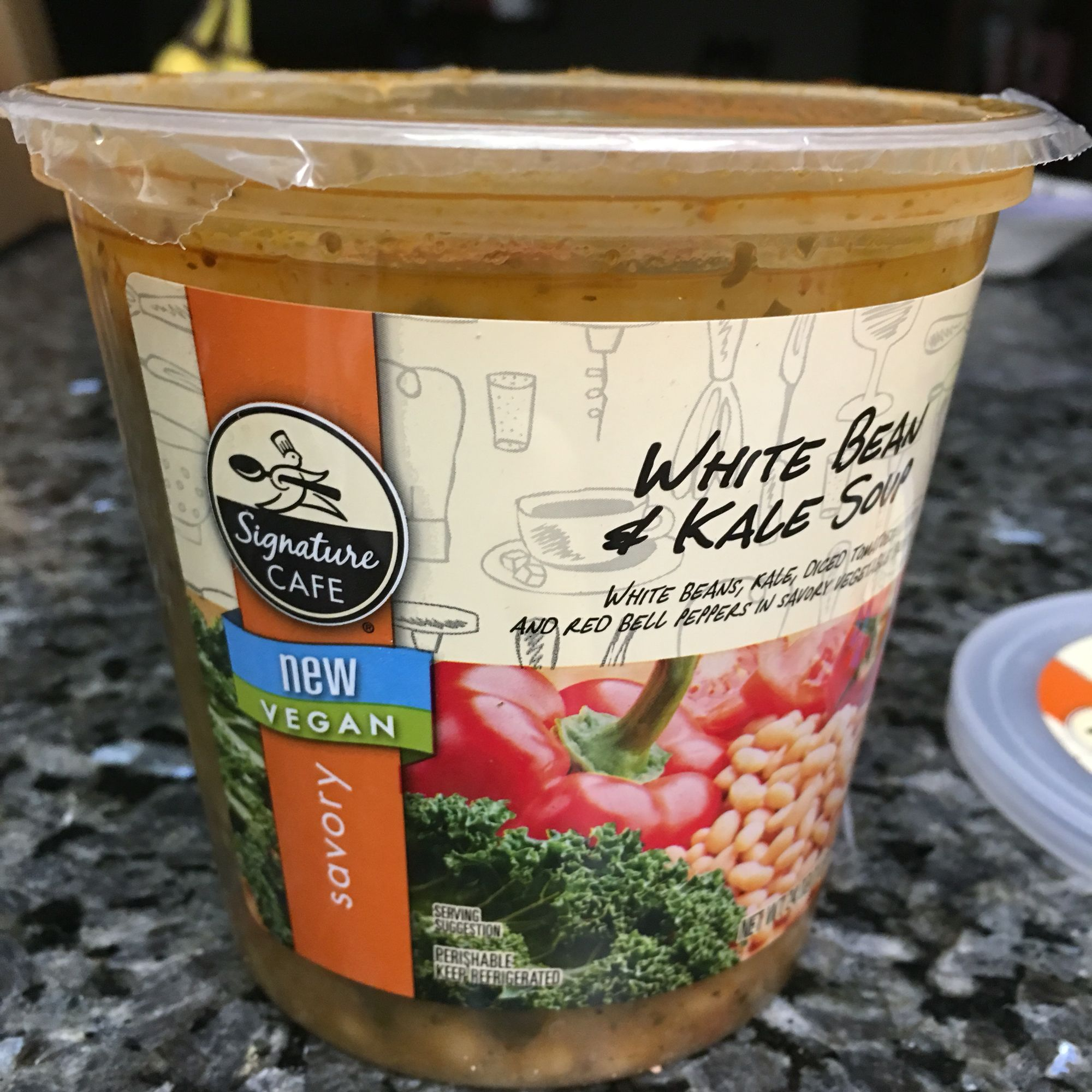 Available at Vons/Safeway #vegan #soup prepared | Vegan Fast Food ...