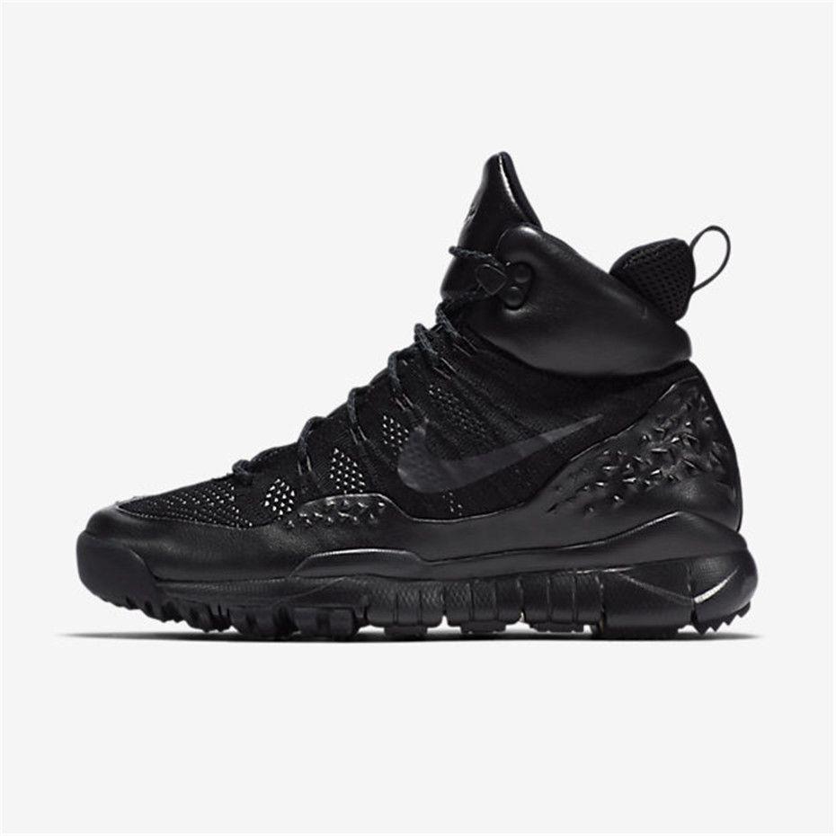 Nike Lupinek Flyknit (Black / Anthracite / Black)