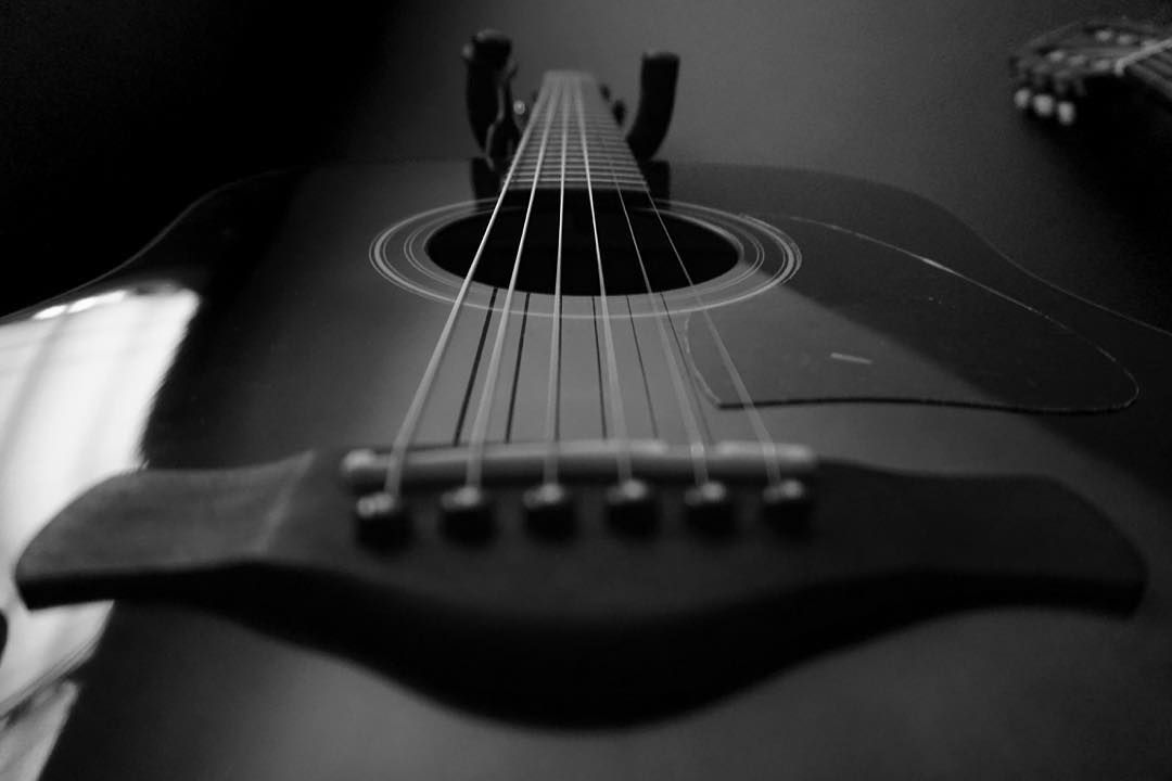 Strike a chord. Photo by me edit by @lucentgrey #guitar #music ...