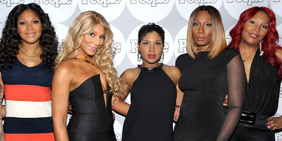 Image result for tamar braxton sisters