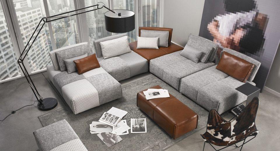Les Magasins De Meubles Maison Corbeil Sont Situes A Laval Brossard Et Montreal Quebec Du Chic Meuble De Chambre A L E Modular Sofa Sofa Furniture Furniture