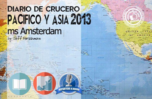 crucero asia 2013 ms amsterdam