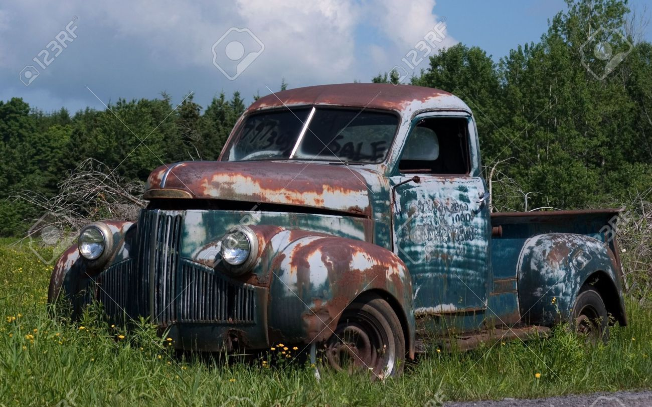 rusty cars and trucks - Google Search http://en.voltzro.info ...