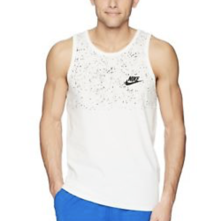 NEW Men/'s Nike Sportswear Tank Top Cotton Tee Multiple Colors and Sizes