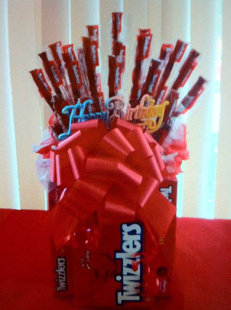Gift Card Bouquet Valentines Day