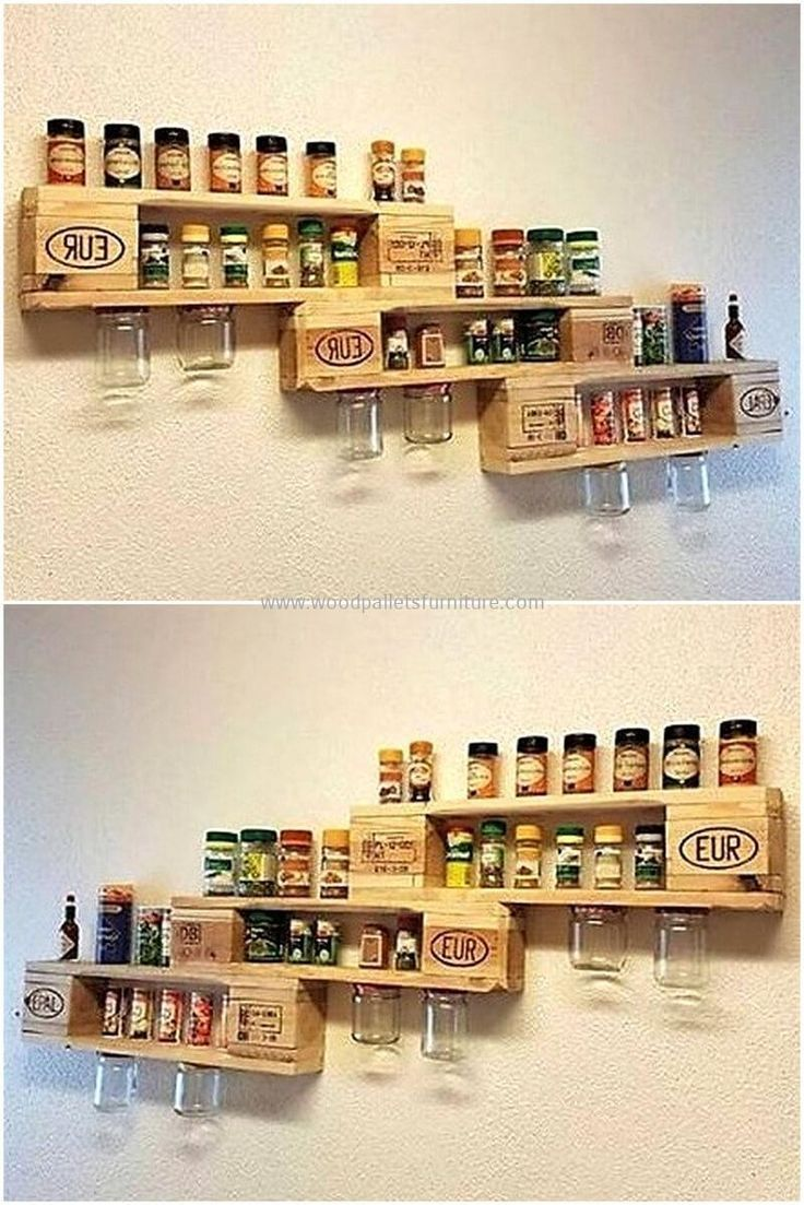 Some Different Ideas with Used Pallets #palettendeko