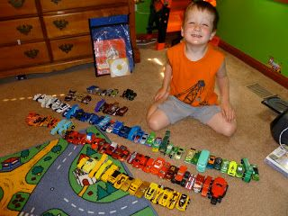 Planes, Trains, Automobiles (& Boats): Using Cars to Teach Math