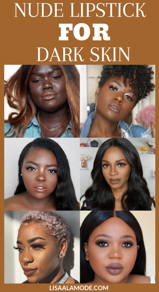 "Did Fenty Beauty Discover Our Perfect Nude? 11 Black Women Showcase Fenty's New Stunna Lip Paint in ""Unveil"" -"