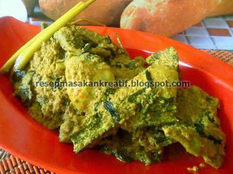 Resep Ayam Tuturuga Opor Enak Khas Manado Resep Ayam Resep Masakan Indonesia Resep
