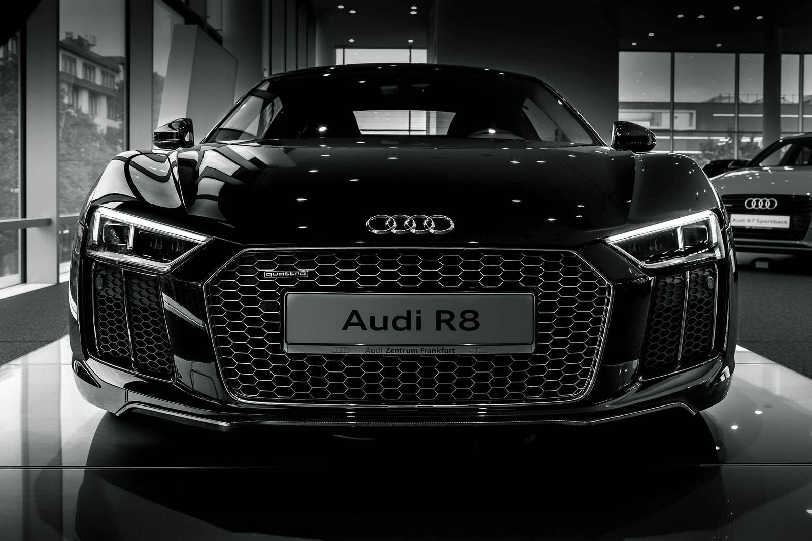 Black Audi R8 Background Wallpapers Dream Car Pinterest Audi